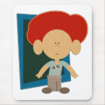 The Piano Player Mousepad