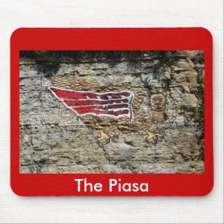The Piasa Mouse Pad