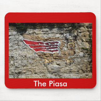 The Piasa Mouse Pads