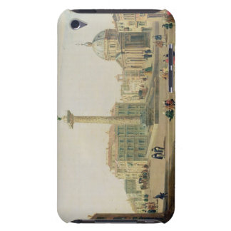 The Piazza Colonna, Rome Barely There iPod Cases