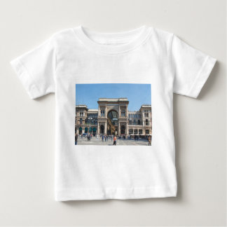 The Piazza Duomo square in Milan, Italy Baby T-Shirt