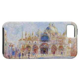 The Piazza San Marco, Venice, 1881 (oil on canvas) iPhone SE/5/5s Case
