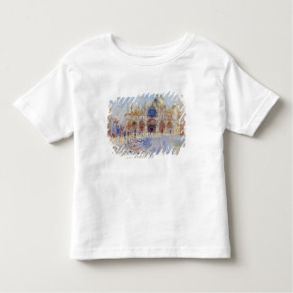 The Piazza San Marco, Venice, 1881 (oil on canvas) Toddler T-shirt