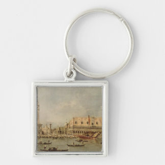 The Piazzetta and the Palazzo Ducale Keychains