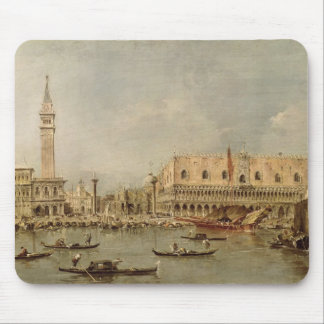 The Piazzetta and the Palazzo Ducale Mouse Pad