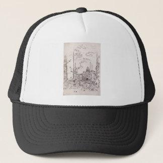 The Piazzetta by James Abbott McNeill Whistler Trucker Hat
