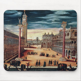 The Piazzetta di San Marco, Venice Mouse Pad