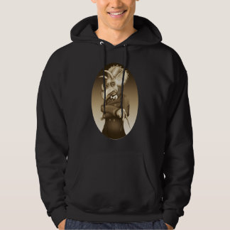 The Piceratops Windcheater Hoodie