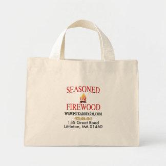 The Pickard Farm Seasoned Firewood Bag