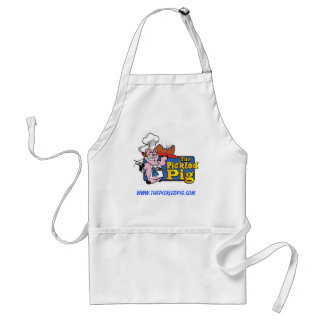 The Pickled Pig Apron