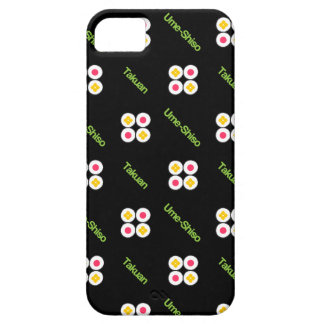 The pickled vegetable winding and the plum it does iPhone SE/5/5s case