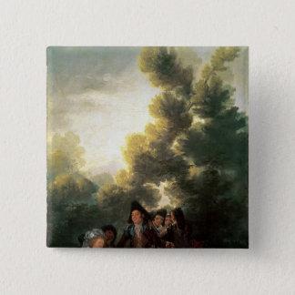 The Picnic, 1785-90 Button