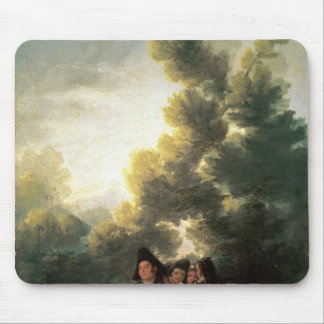 The Picnic, 1785-90 Mouse Pad