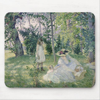 The Picnic, 1903 Mouse Pad