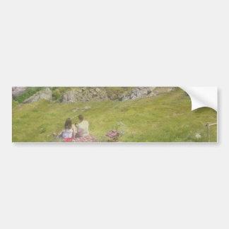 The Picnic Bumper Sticker