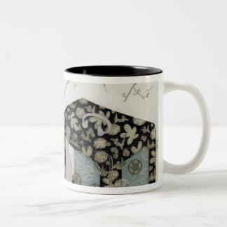 The Picnic Hamper Two-Tone Coffee Mug