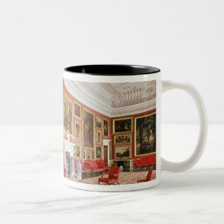 The Picture Gallery, plasterwork Two-Tone Coffee Mug