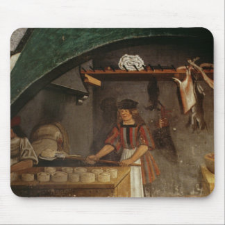 The Pie Maker Mouse Pad