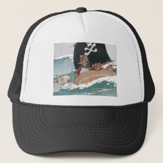 The Pie Rats & the Big Scary Fish Trucker Hat