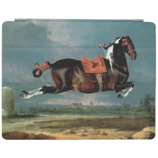 The piebald horse 'Cehero' rearing iPad Smart Cover