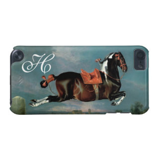 """The Piebald Horse """"Cehero' Rearing Monogram iPod Touch (5th Generation) Cover"""