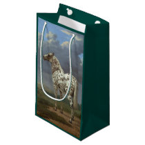 The Piebald Horse Small Gift Bag