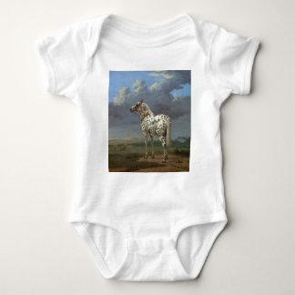 The Piebald Horse Tee Shirt