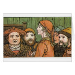 The Pied Piper Cards