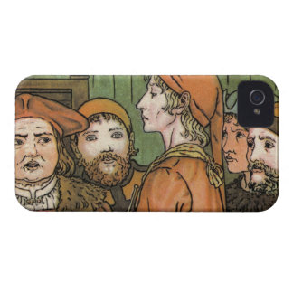 The Pied Piper iPhone 4 Case