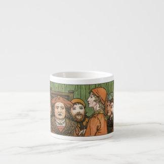 The Pied Piper Espresso Cup