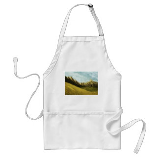 the pied piper of hamelin grimm fairytale adult apron