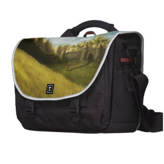 the pied piper of hamelin grimm fairytale laptop computer bag