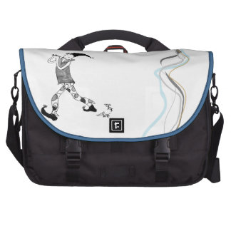 The Pied Piper of Hamelin Bags For Laptop
