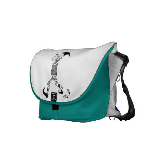 The Pied Piper of Hamelin Commuter Bags