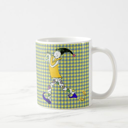 The Pied Piper of Hamelin Mugs