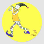 The Pied Piper of Hamelin Stickers