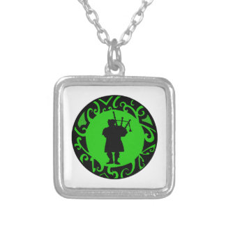 The Pied Piper Silver Plated Necklace