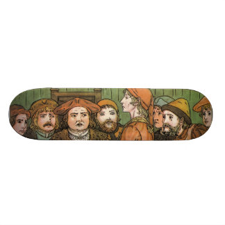 The Pied Piper Skateboard
