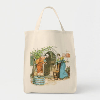 The Pied Piper: Spoilded the Womens Chats Tote Bags