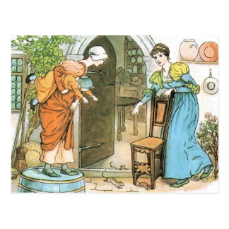 The Pied Piper: Spoilded the Womens Chats Postcard