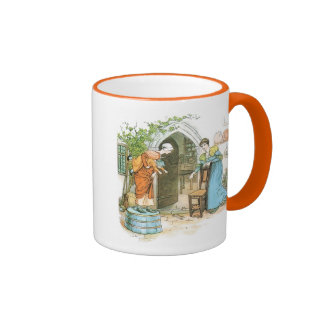The Pied Piper: Spoilded the Womens Chats Ringer Mug