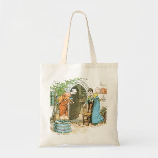 The Pied Piper: Spoilded the Womens Chats Tote Bag