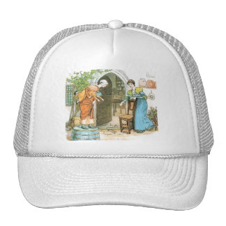 The Pied Piper: Spoilded the Womens Chats Trucker Hat
