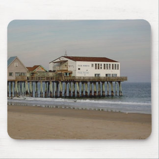 The Pier at Old Orchard Beach, Maine Mouse Pad