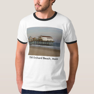 The Pier at Old Orchard Beach, Maine T-Shirt