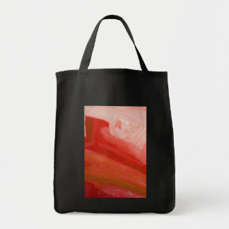 The Pier Fine Art Printed Grocery Tote Tote Bag
