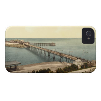 The Pier II Weston-super-Mare Somerset England Case-Mate iPhone 4 Cases