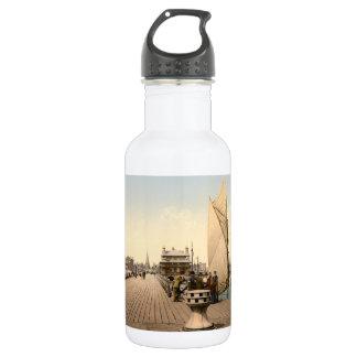 The Pier III, Lowestoft, Suffolk, England Stainless Steel Water Bottle