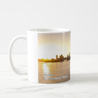The Pier in St. Pete Coffee Mug