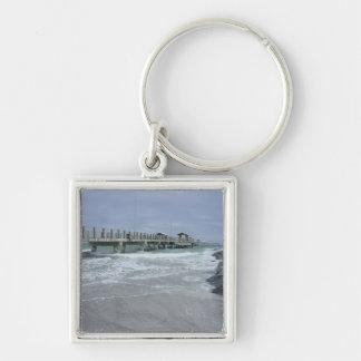 The Pier Key Chain